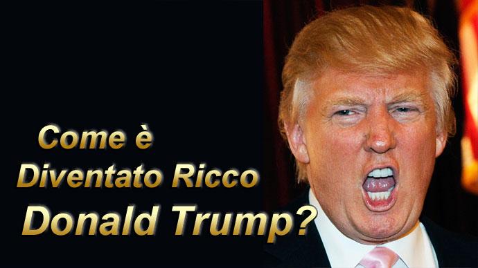 Donald Trump: Avidità, potere e denaro (Italian Edition)