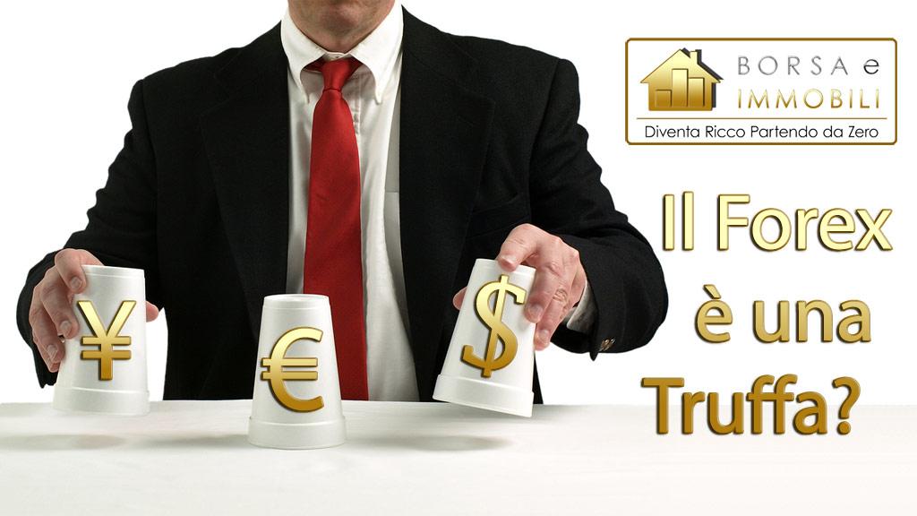 Broker forex regolamentato